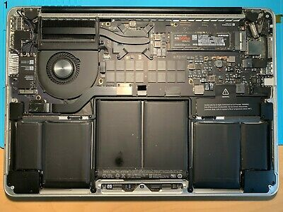 $ CDN423.48 • Buy 2014 Macbook Pro Lot Of 2 For Parts
