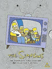 £2.99 • Buy The Simpsons - Series 1 - Complete (DVD, 2001, 3-Disc Set)