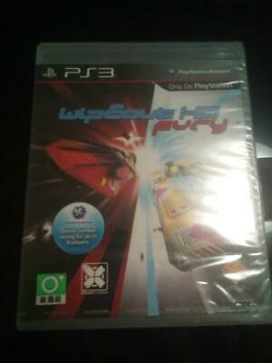 £156.17 • Buy PS3 Wipeout Fury Hd ASIA VERSION NEW SEALED