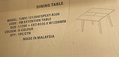 AU199 • Buy Extendable Dining Table
