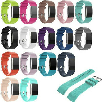 AU3.99 • Buy New For Fitbit Charge 2 Bands Various Replacement Wristband Watch Strap Bracelet