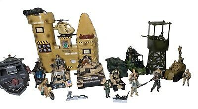 $ CDN24.87 • Buy Lanard Chap Mei GI Joe - 80s & 90s 2000s Figures- Vehicles Weapons Bunker Lot