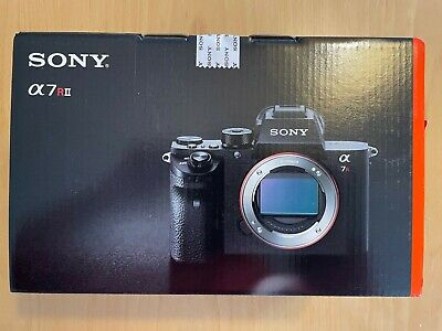 AU2618.50 • Buy Sony Alpha A7R II 42.4MP Digital Camera Black Body Only UHD 4K Video SALE Uk