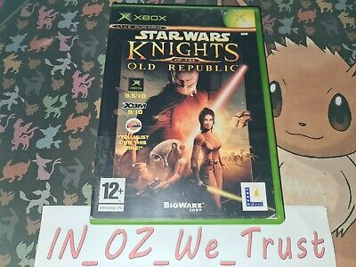 £7.50 • Buy Star Wars Knights Of The Old Republic (Microsoft Xbox, 360, One, Series X, 2003)