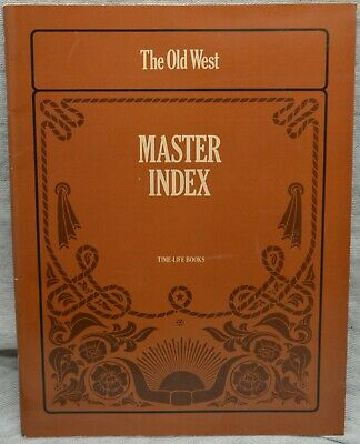 £25.39 • Buy The Old West: Master Index By Editors Of Time-Life Books (Paperback)