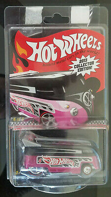 $ CDN62.87 • Buy 2013 Collector Edition Hot Wheels Mail-In VW Drag Bus