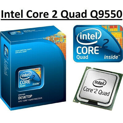 $ CDN21.23 • Buy Intel Core 2 Quad Q9550 2.83 GHz 12M 1333 Quad-Core Processor LGA775 CPU