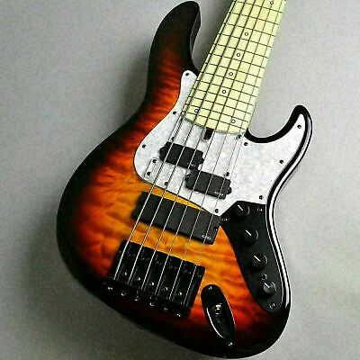AU10375.63 • Buy ATELIER Z BOH'S CUSTOM6 FL/ 3TS New 6 Strings Fretless Jazz Bass