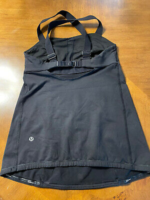 $ CDN21.16 • Buy Lululemon Black Yoga Top Size 4
