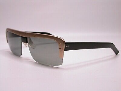 AU12.70 • Buy Vintage 60s Polaroid Cool Ray Gold Sporty Black Watch Sunglasses Shades