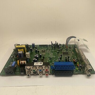 £14.89 • Buy DR386D EAX40370002-080903 Main Board And Power For LG DVB-T Dvd Recorder DRT389H
