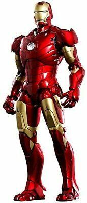 $ CDN790.49 • Buy Movie Masterpiece DIECAST Iron Man Iron Man Mark 3 1/6 Scale Figure