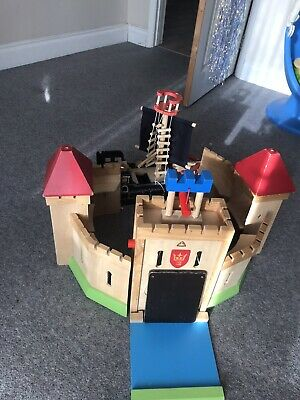 £4.10 • Buy ELC Castle And Wooden Pirate Ship