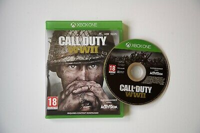 £2 • Buy Call Of Duty: WWII For Microsoft Xbox One 2017