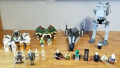 $ CDN52 • Buy LEGO Star Wars Lot (includes Vintage Sets And Minifigures)