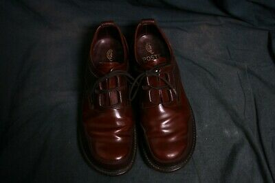 £30 • Buy POSTE B FUSION HERBIE Size 8 Mens Brown Leather Shoes