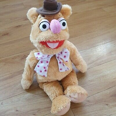 £12.99 • Buy Muppets Fozzie Bear Soft Toy Plush Whitehouse Leisure 15 Inches