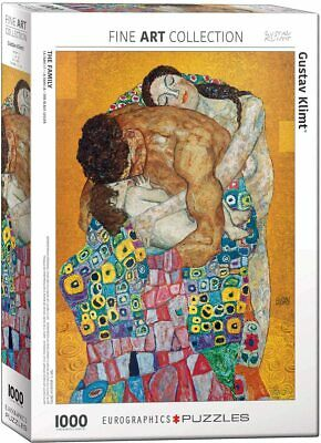 $ CDN31.97 • Buy The Family (Expanding Upon The Work By Gustav Klimt) 1000Piece Puzzle