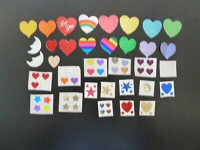 AU25.42 • Buy Vintage 80's Mrs. Grossman & Assorted Stickers With Backings, Used