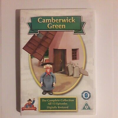 £2.90 • Buy Camberwick Green - The Complete Collection (DVD, 2007)