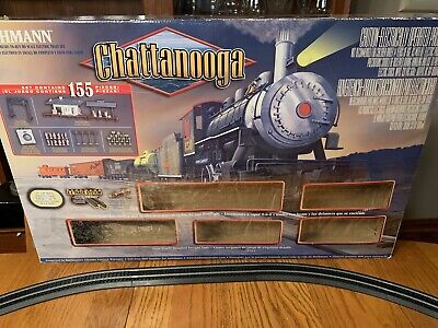 $ CDN30.32 • Buy Bachmann HO Scale Chattanooga Electric Train Set As Is See Description