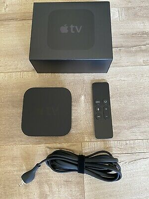 AU154.47 • Buy Apple TV (4th Generation) 32gb HD Media Streamer A1625 ORIGINAL BOX & WRAPPING