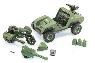 $ CDN12.09 • Buy GI Joe 1982 Revell Model Kit Vamp RAM Vintage Vehicles Extra Loose Parts Lot