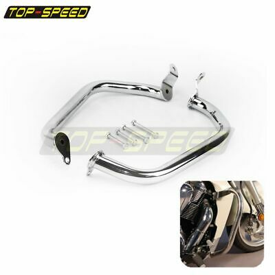 $179.99 • Buy For Suzuki Boulevard 2006 - 2017 M109R Motorcycle Chrome Highway Engine Guards