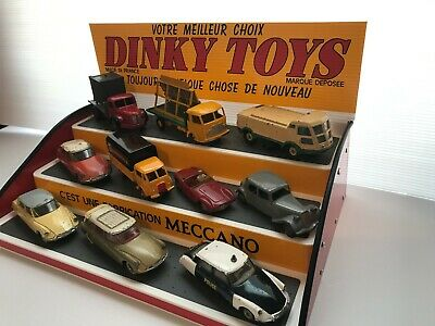 £25 • Buy FRENCH DINKY TOYS 3 Step Display Unit, (VEHICLE NOT INCLUDED)