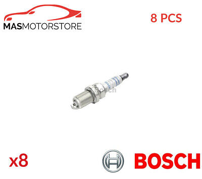 AU52.50 • Buy Engine Spark Plug Set Plugs Bosch 0 242 240 593 8pcs G New Oe Replacement