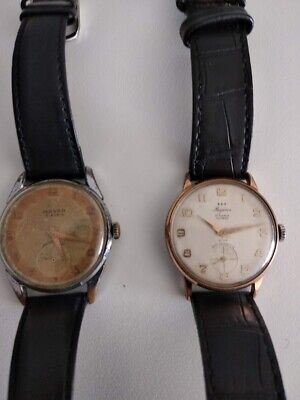 $ CDN5.14 • Buy Lot Of 2 Vintage Watches , Mavar And Regines
