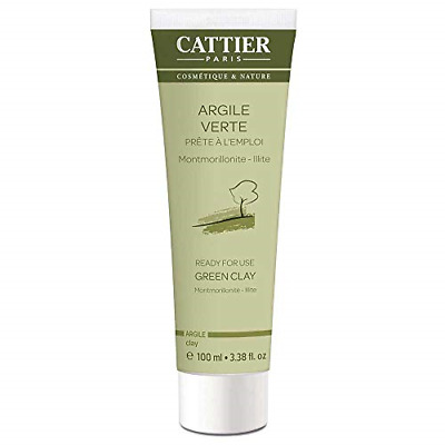 Cattier - Ready-to-Use Green Clay • 8.76£