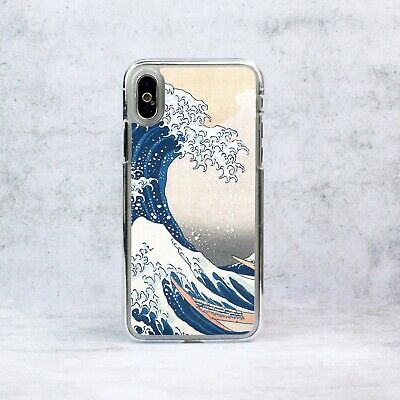 £6.99 • Buy The Great Wave Off Kanagawa Hokusai Phone Case/Cover For IPhone Samsung Google