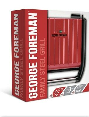 £30 • Buy George Foreman Family Grill