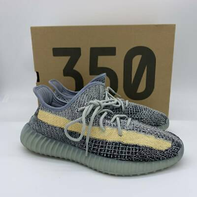 $ CDN314.06 • Buy Adidas Yeezy Boost 350 V2 Ash Blue GY7657 AUTHENTIC VNDS (Pre-Owned)