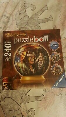 $6.95 • Buy Ravensburger Puzzle Ball Pirates Of The Caribbean