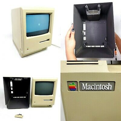 $1450 • Buy For Repair Vintage Apple Macintosh 128K M0001 Computer 1984 With Signatures PC