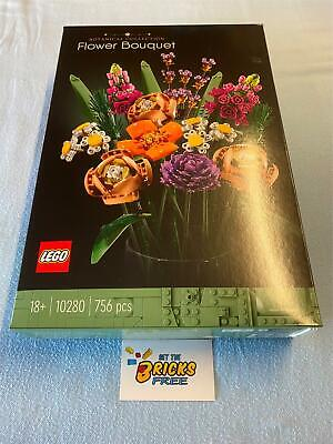 AU119.99 • Buy Lego Botanical Collection 10280 Flower Bouquet New/Sealed/Hard To Find