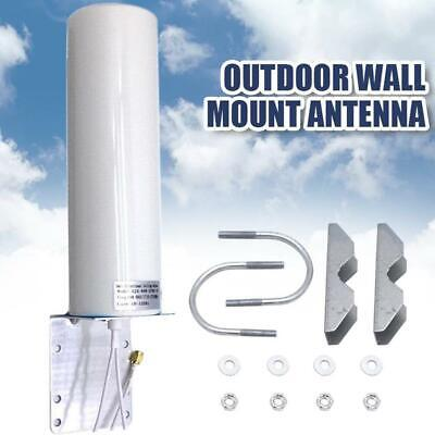 £14.81 • Buy High Gain 12dBi Outdoors Dual SMA Male Antenna 3G 4G LTE Router Signal Boosters