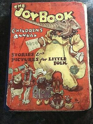 £4.99 • Buy The Joybook Childrens Annual 1929, Stories And Pictures For Little Folk