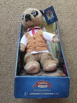 £4 • Buy Yakov Meerkat Toy Compare The Market