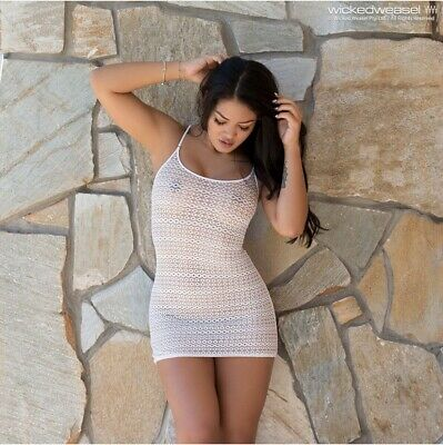 $ CDN83.71 • Buy DISCONTINUED!!!! Wicked Weasel Dress Size M White.