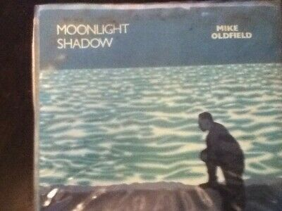 £1 • Buy Mike Oldfield, 'Moonlight Shadow' Mike Oldfield. Virgin. 1983