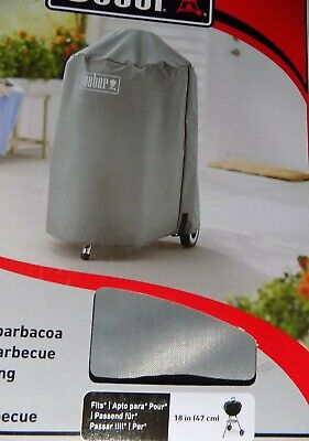 $ CDN36.62 • Buy Weber Grill Cover 7175 Fits Most 47cm 18  Charcoal Grills New
