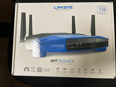 £116.54 • Buy STEALTH ROUTER Linksys WRT1900ACS DDWRT Free VPN Install IPVanish PIA Nord Pure