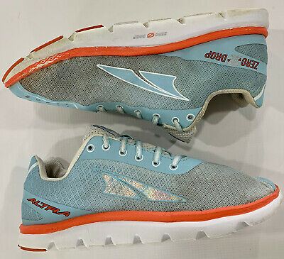 $ CDN42.32 • Buy Altra Womens The One 2.0 Blue Running Shoes Sneaker Size 8 A2423