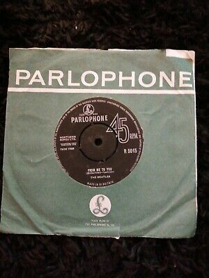 £5.99 • Buy The Beatles - From Me To You / Thank You Girl - 1963 Original UK 7