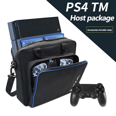 AU20.30 • Buy For PS4/Pro/Slim Carry Travel Storage Case Shoulder Bag Game Accessories Pouch