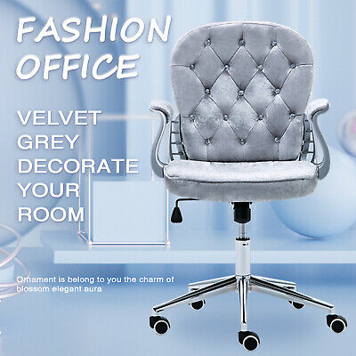 AU129.99 • Buy JL Comfurni Gaming Chair Home Office Executive Chairs Computer Chair Desk-Grey