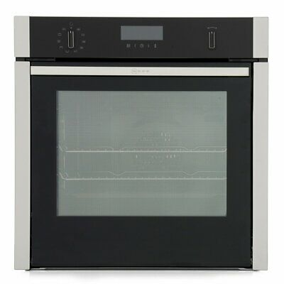 £625 • Buy Neff Stainless Steel Slide And Hide Built-In Single Electric Oven - B6ACH7HN0B